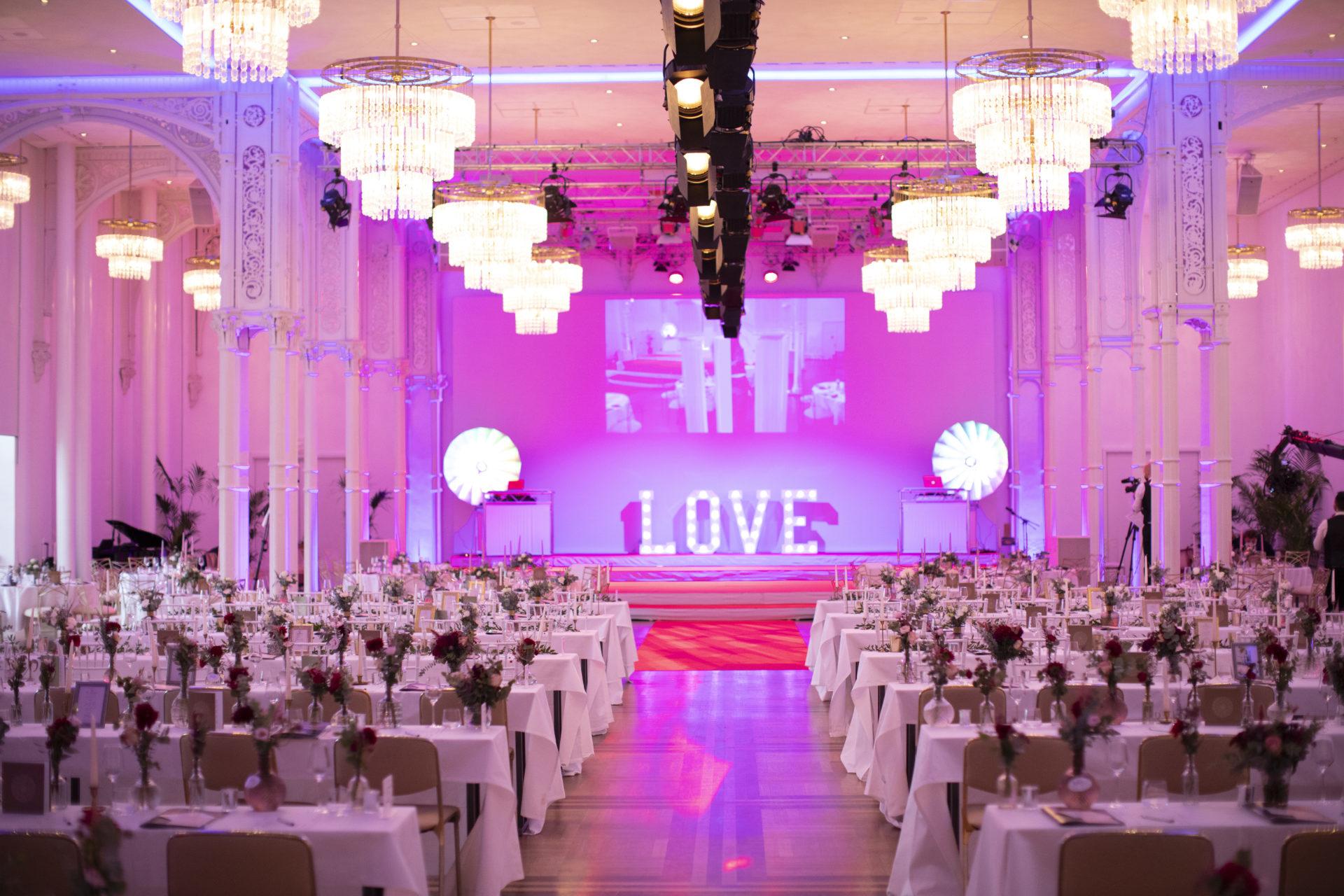 Dj für eine Hochzeit in Hamburg